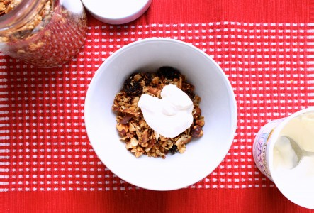 From Well & Good – My Granola