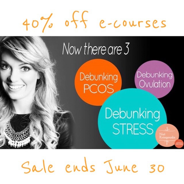 40% OFF ECOURSES until June 30