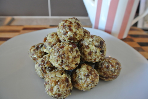 lemon slice bliss balls 1
