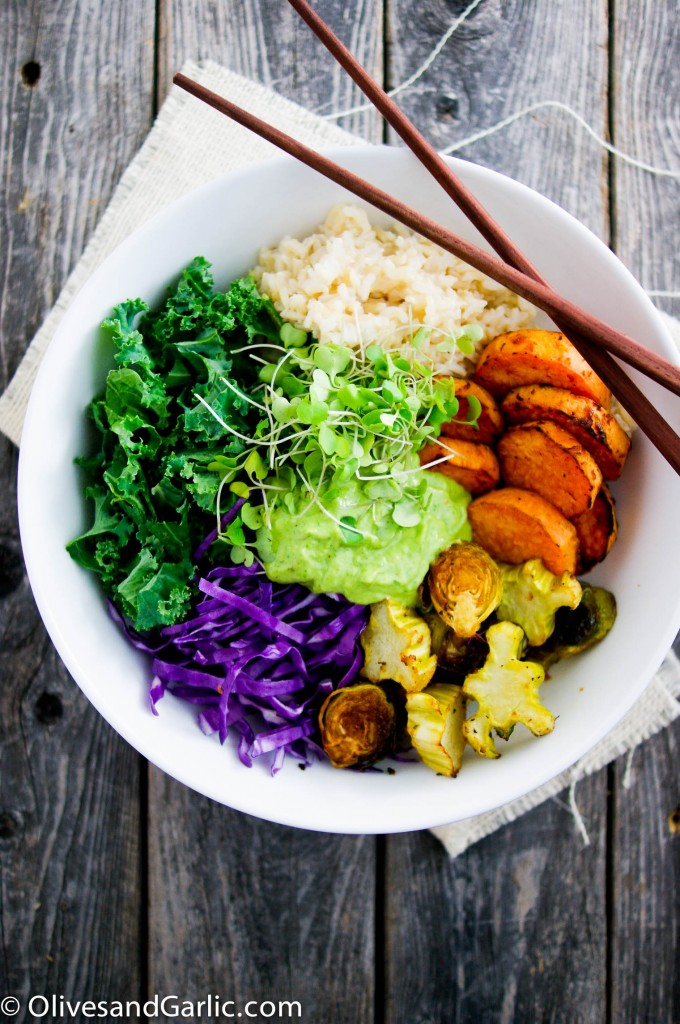 Good Food Friday: Buddha Bowls