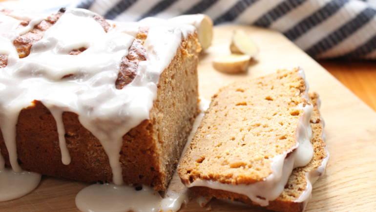 Christmas Ginger Loaf