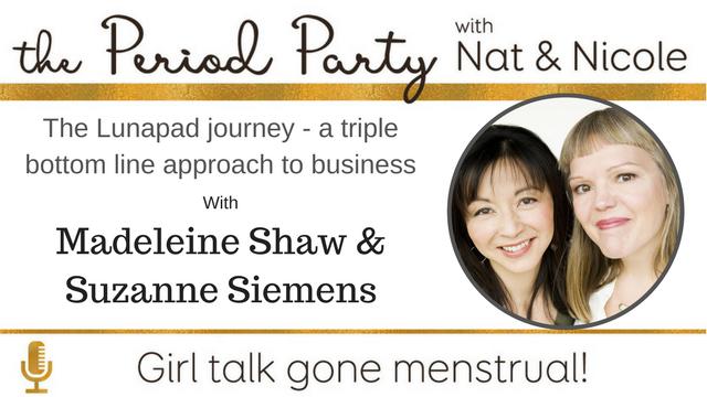 Madeleine Shaw+Suzanne Siemens