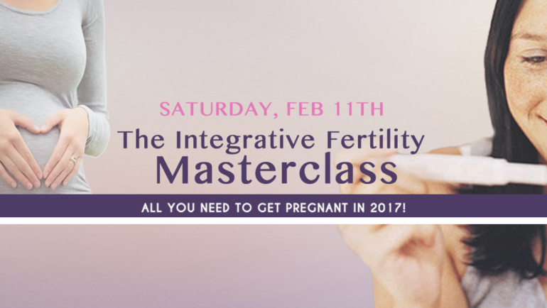 The Integrative Fertility Summit Is Coming!
