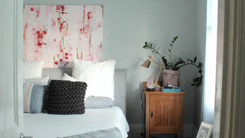 Work In Progress – My Eco Friendly Bedroom