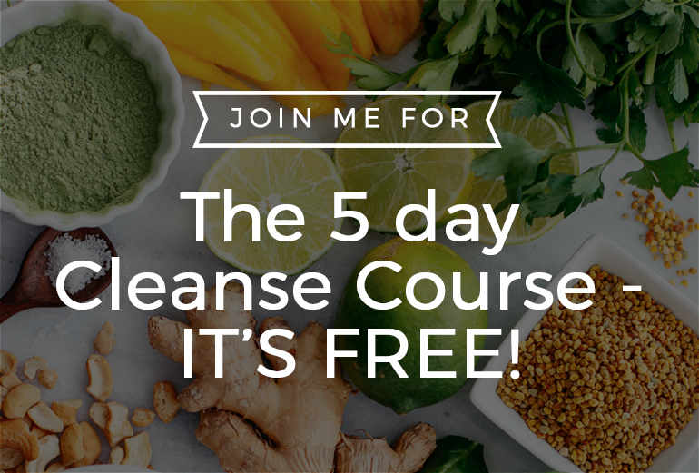 Let's Cleanse… It's FREE (and amazing)