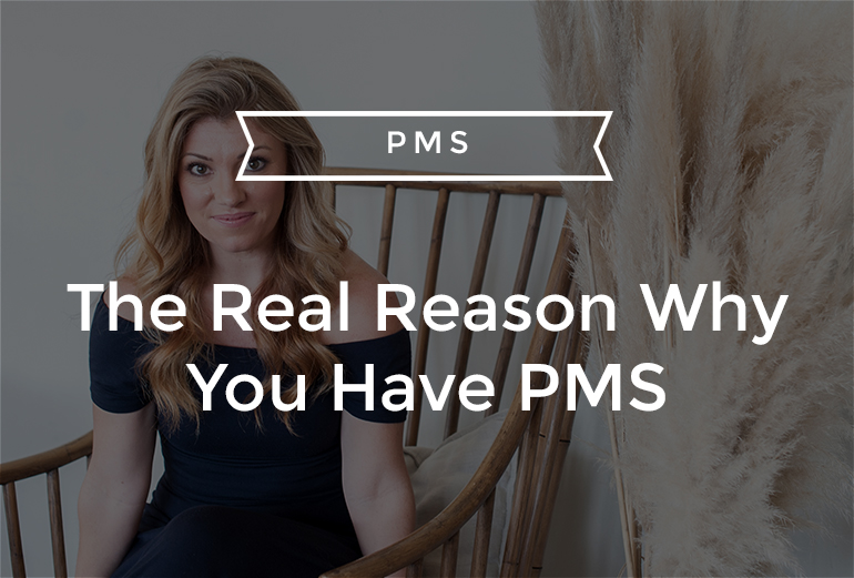 PMS causes: The real reason why you have PMS
