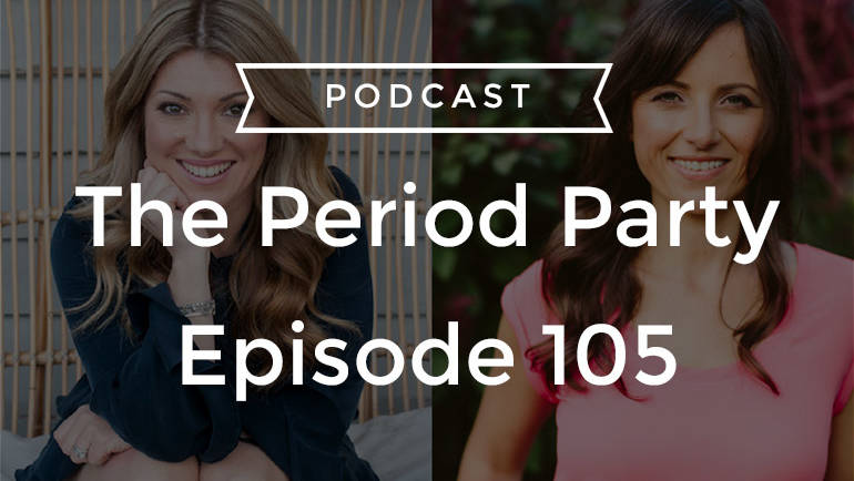 PP Episode #105 – How Yo-Yo Dieting is Affecting Your Periods with Melissa Kathryn