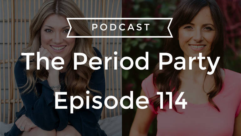 PP Episode #114 – From Postpartum to Peri-Menopause with Angelique Panagos