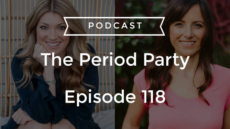 PP Episode #118 – Manage your PCOS like a Diva with Amy Medling