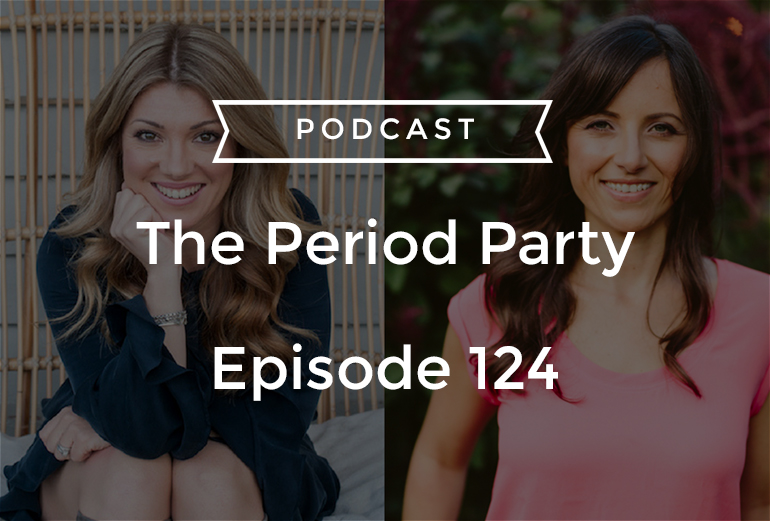 PP Episode #124 – How Your Gut Regulates Hormones & Affects Your Menstrual Cycle with Summer Bock
