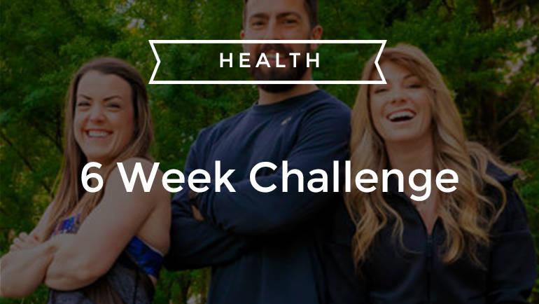 The New & Improved 6 Week Challenge!!