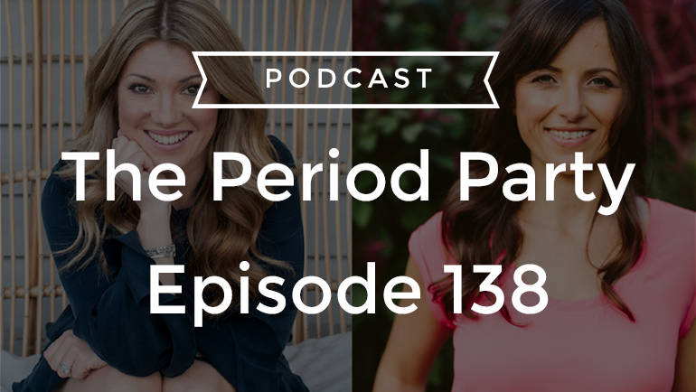 PP Episode #138 – Histamine Intolerance and Your Menstrual Cycle with Courtney Titus