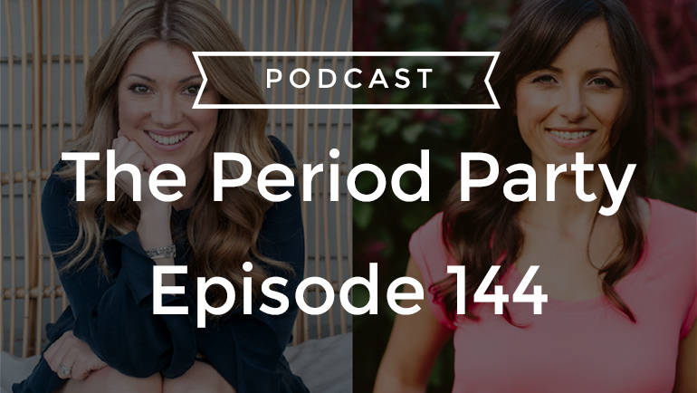 PP Episode #144 – How to Tap into the Female Productivity Blueprint with Kate Northrup