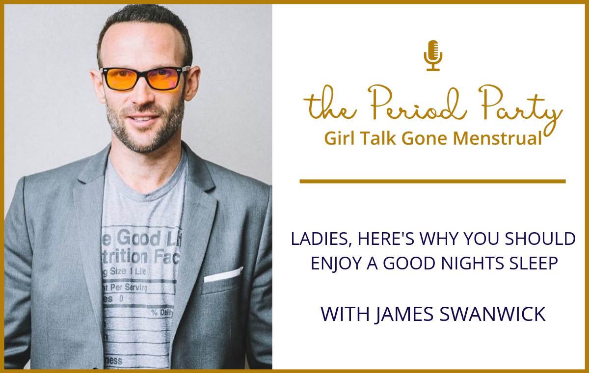 James Swanwick Period Party Podcast