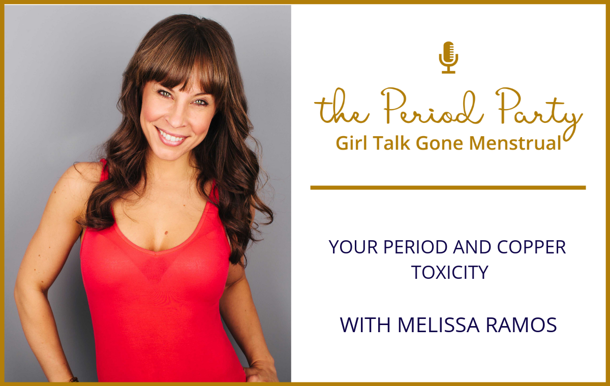 Melissa Ramos Period Party Podcast