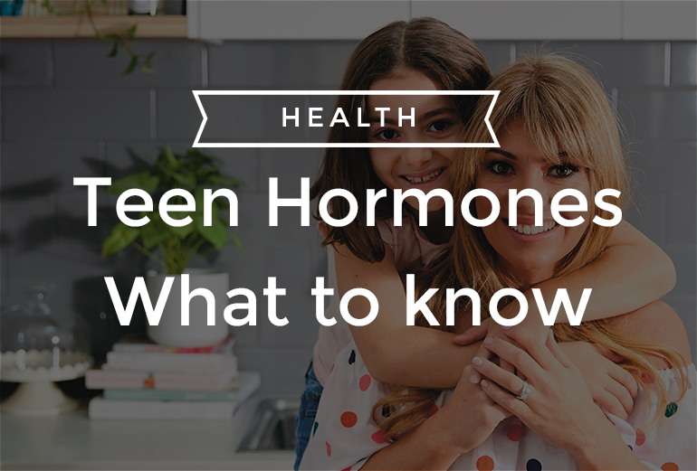 Teen Hormones – What To Know