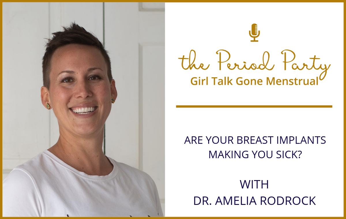 Dr Amelia Rodrock Period Party Podcast