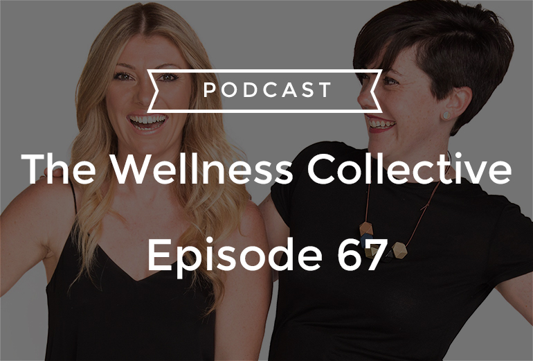 Episode 67 – Finding the happy balance with food with Jess Sepel