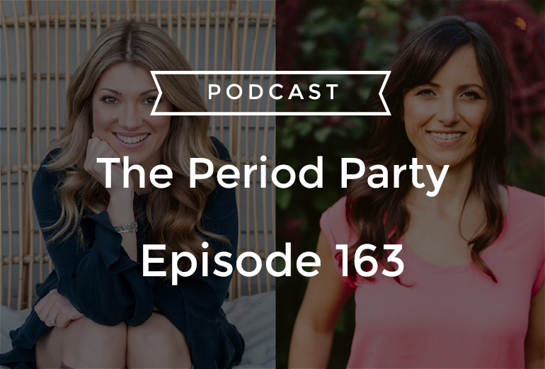 PP Episode #163 – Stress: An Invitation to Level Up Your Hormones and Fertility with Ali Shapiro