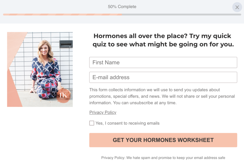 The hormone worksheet will help you figure our what's going on