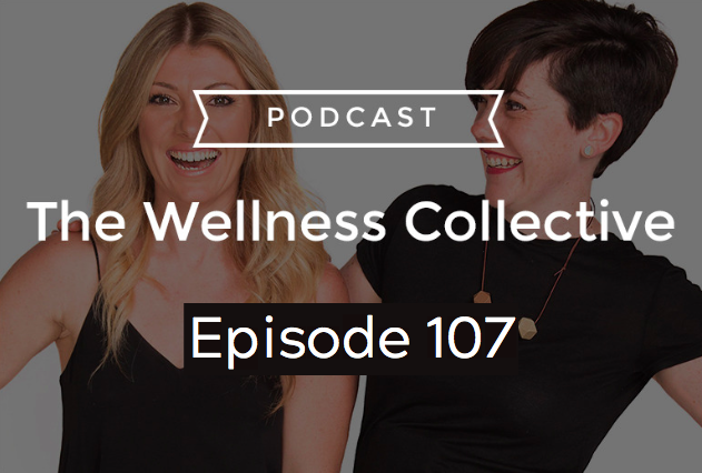 Episode 107 – How To Find Your Calm In The Height Of Anxiety with Georgie Collinson