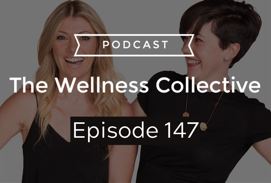 Episode 147:  How to Use your Own Story to Heal with Amy Molloy